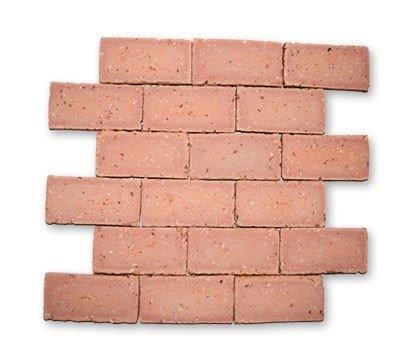 Mosaico tijolo natural