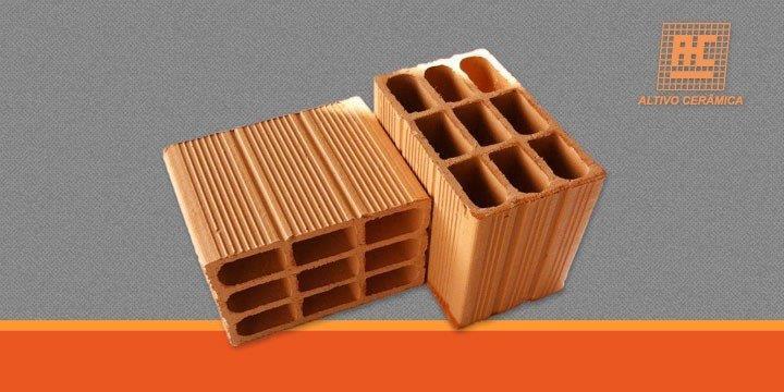 Tijolo 9 furos 11,5x19x29