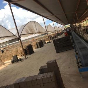 Fabrica de tijolo ecológico em Minas Gerais