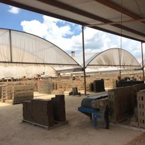 Fabrica de tijolo laminado
