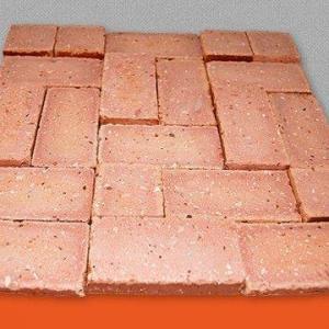 Mosaico de tijolos