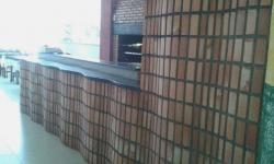 Cliente dá novo uso ao tijolo de arco