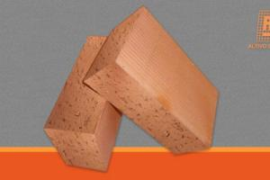 Tijolo Maciço Texturizado Lateral 5x10x21 - Descontinuado